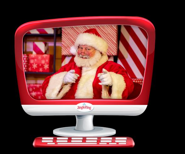 JingleRing TV Santa Earl